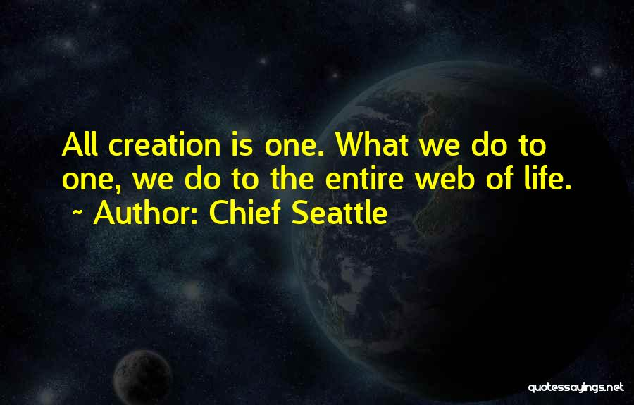 Chief Seattle Quotes 2034453