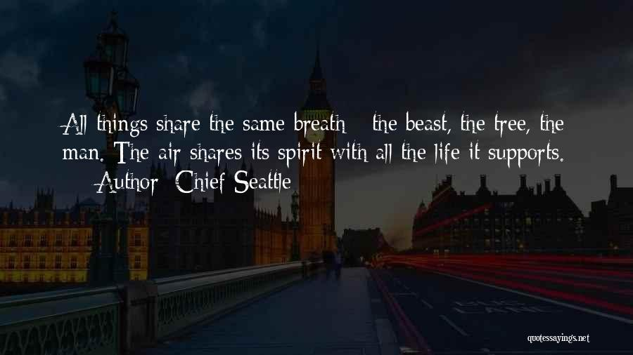 Chief Seattle Quotes 415930