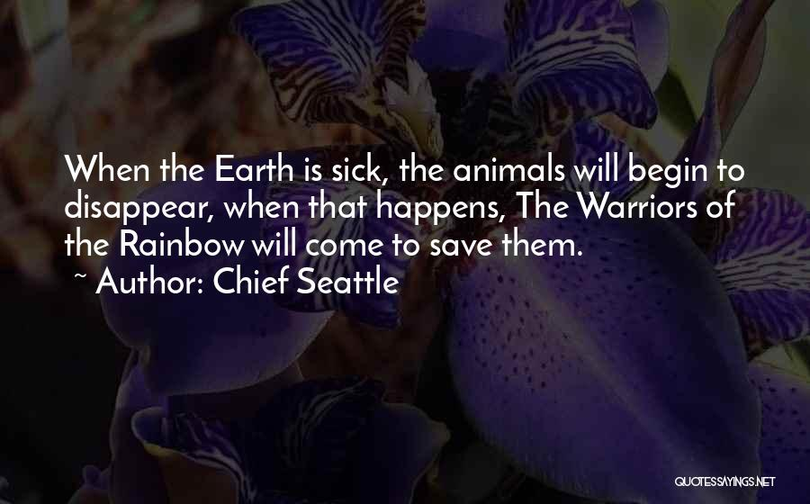 Chief Seattle Quotes 814736