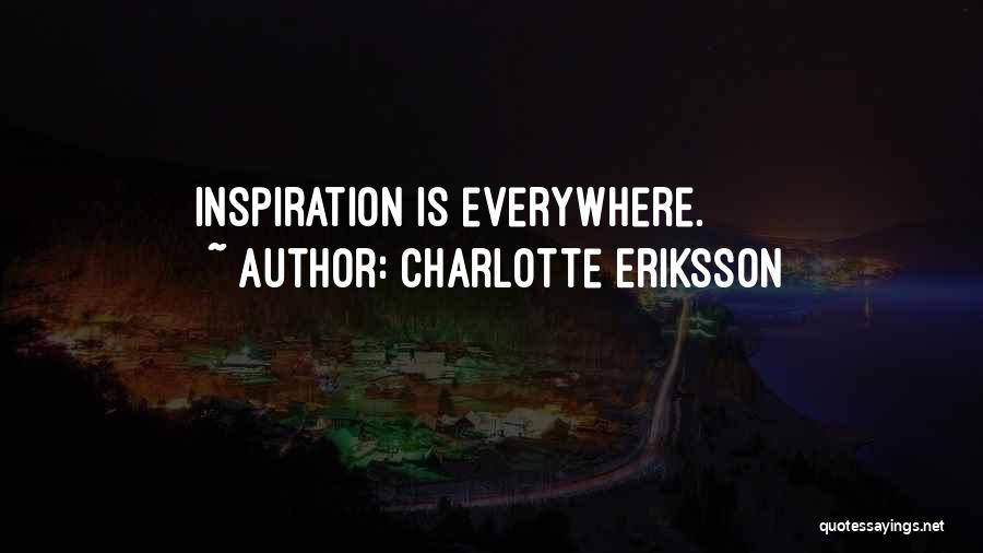 Child Creativity Quotes By Charlotte Eriksson
