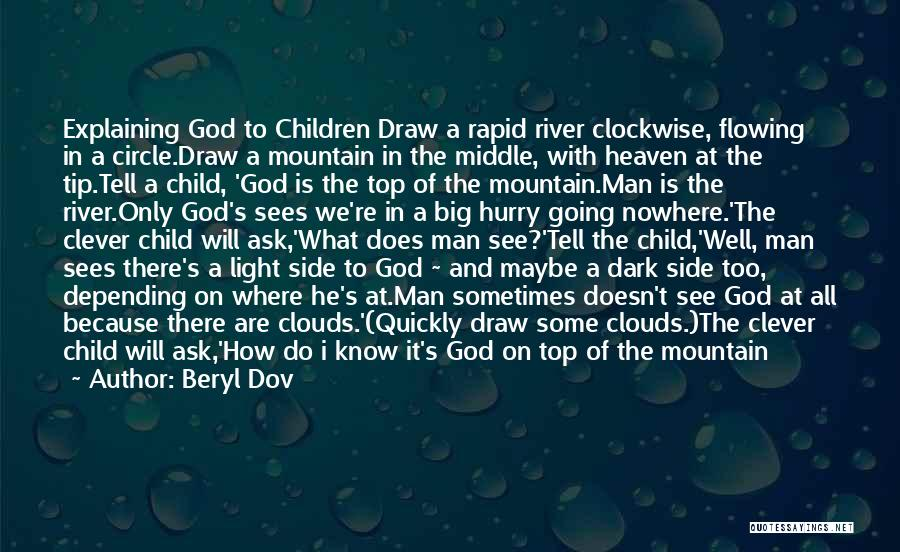 Child In Heaven Quotes By Beryl Dov