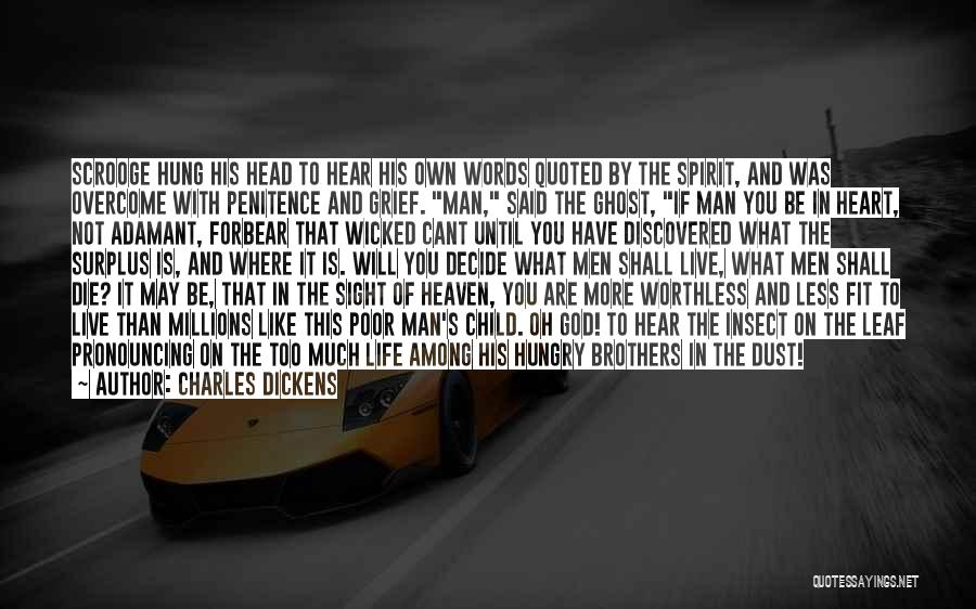Child In Heaven Quotes By Charles Dickens