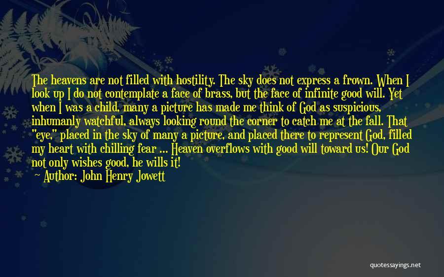 Child In Heaven Quotes By John Henry Jowett