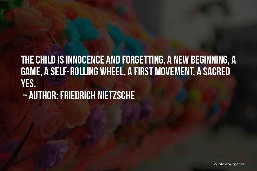 Child Innocence Quotes By Friedrich Nietzsche