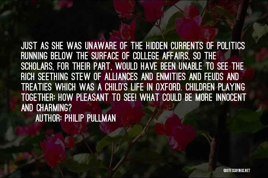 Child Innocence Quotes By Philip Pullman