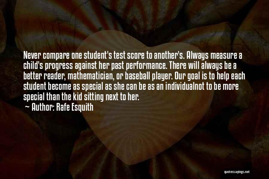 Child Teaching Quotes By Rafe Esquith