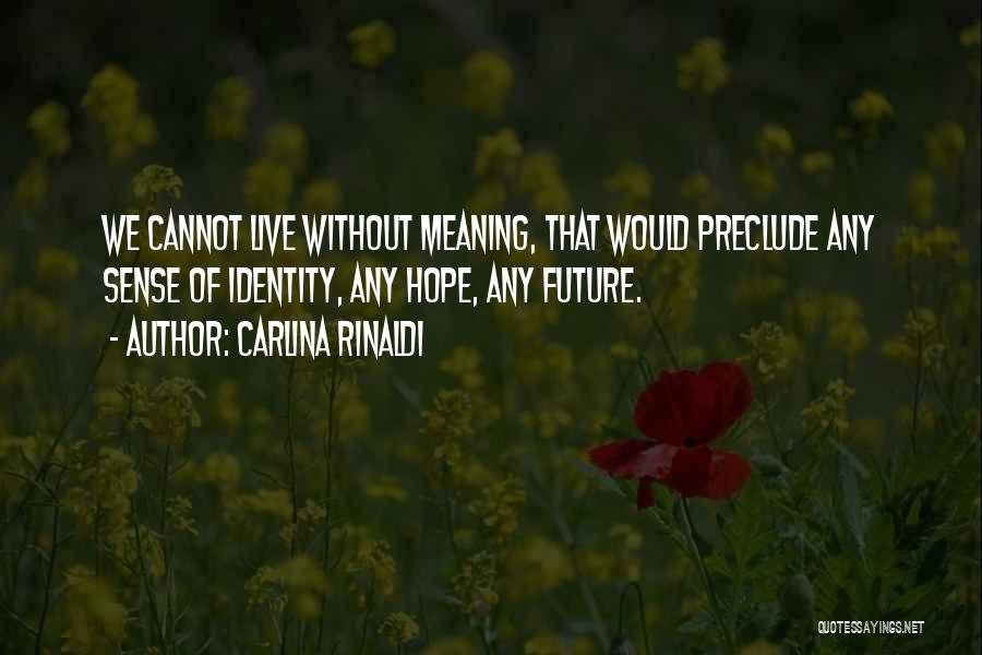 Childhood Education Quotes By Carlina Rinaldi