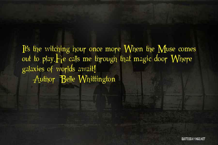 Children's Authors Quotes By Belle Whittington