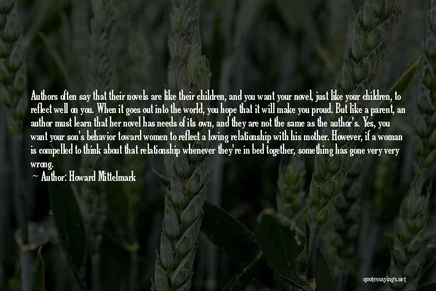 Children's Authors Quotes By Howard Mittelmark