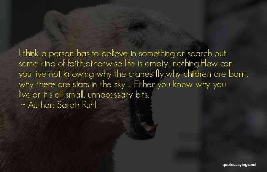 Children's Theatre Quotes By Sarah Ruhl