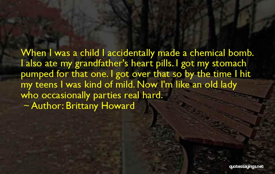 Child's Heart Quotes By Brittany Howard