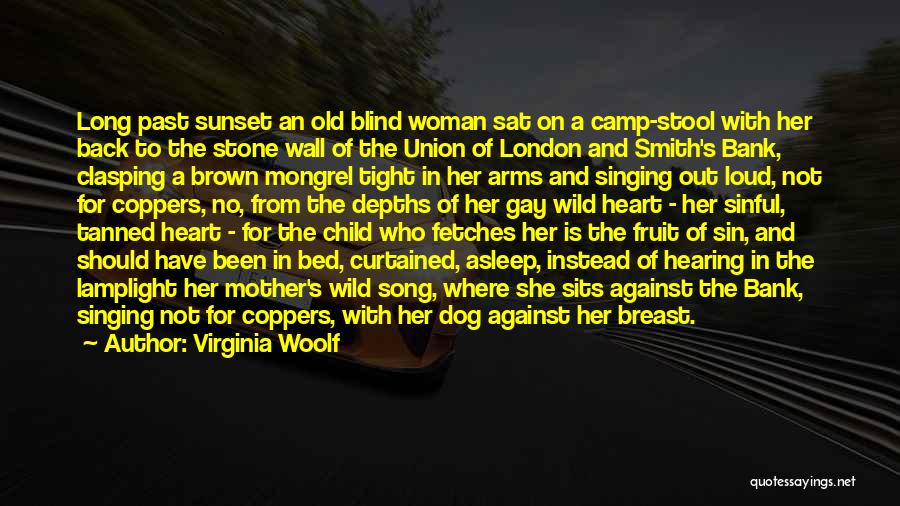 Child's Heart Quotes By Virginia Woolf