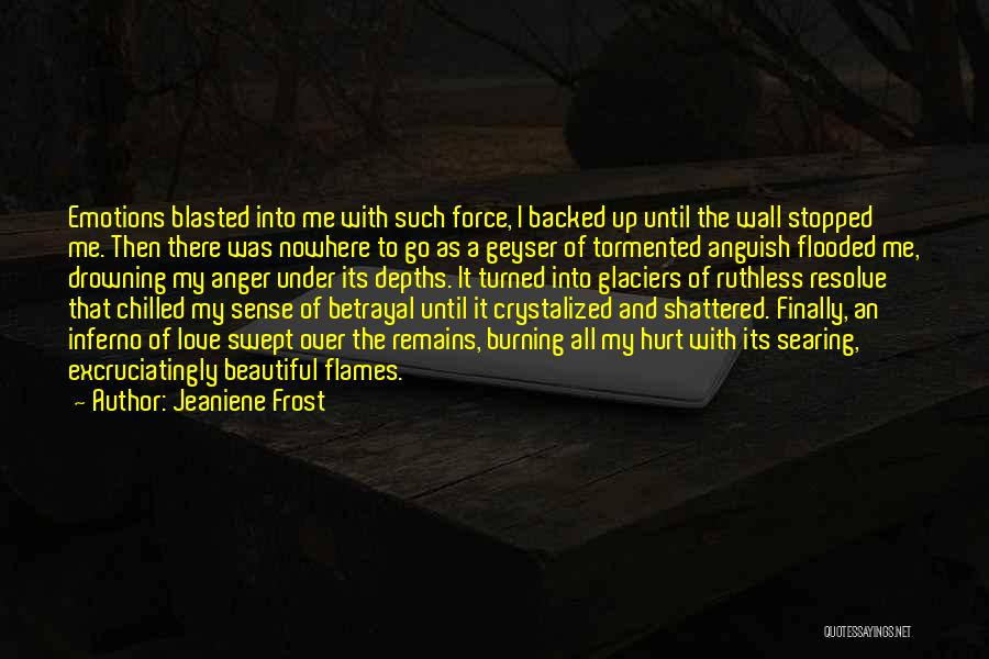 Chilled Out Quotes By Jeaniene Frost