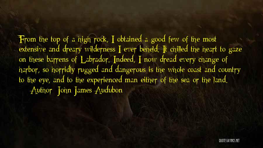 Chilled Out Quotes By John James Audubon