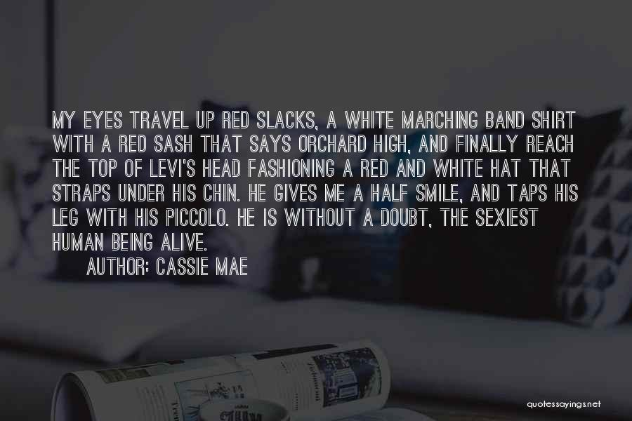 Chin Up Quotes By Cassie Mae
