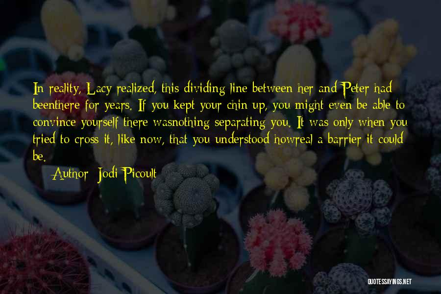 Chin Up Quotes By Jodi Picoult