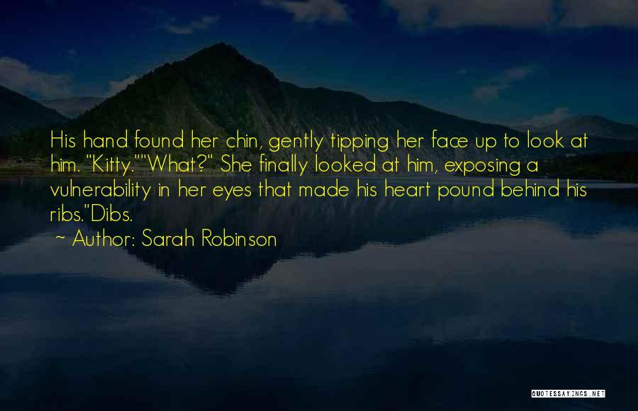 Chin Up Quotes By Sarah Robinson