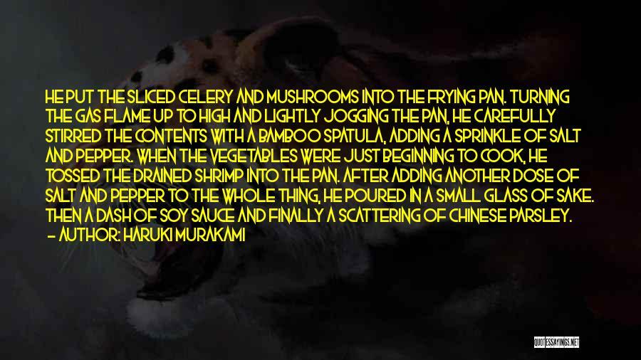 Chinese Bamboo Quotes By Haruki Murakami