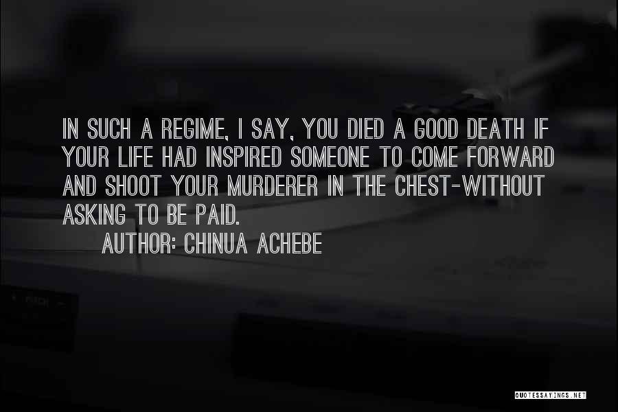 Chinua Achebe Quotes 1035894