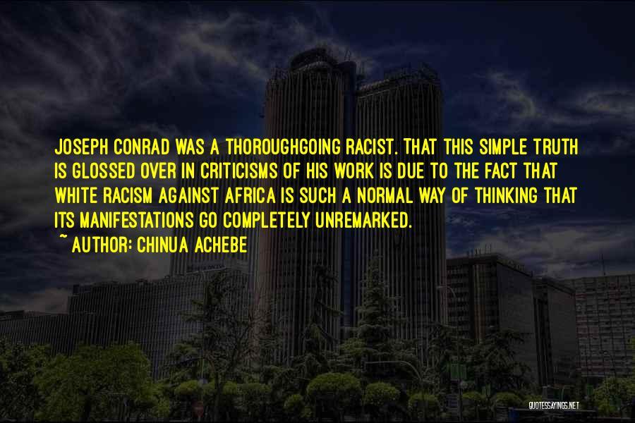 Chinua Achebe Quotes 1094817