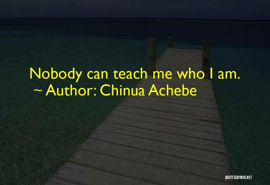 Chinua Achebe Quotes 1117031