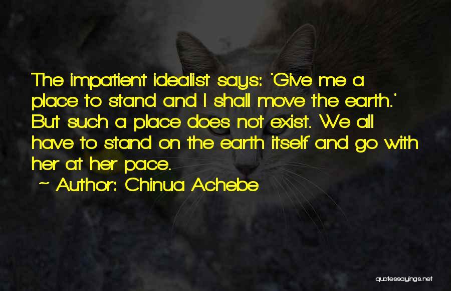 Chinua Achebe Quotes 1353585