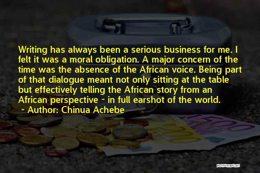Chinua Achebe Quotes 1505413