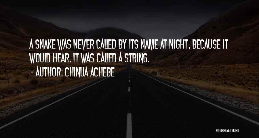 Chinua Achebe Quotes 1641030