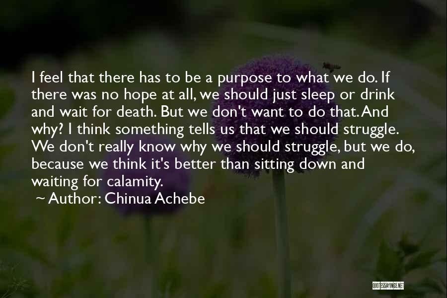 Chinua Achebe Quotes 1664214