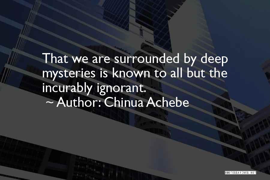 Chinua Achebe Quotes 1691528