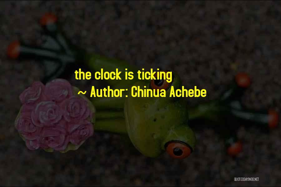 Chinua Achebe Quotes 1742441