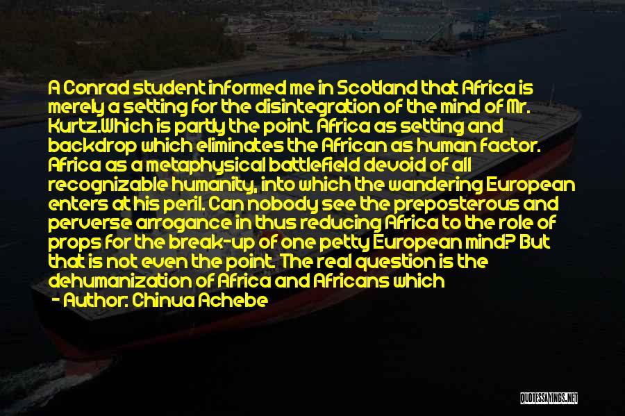 Chinua Achebe Quotes 174737