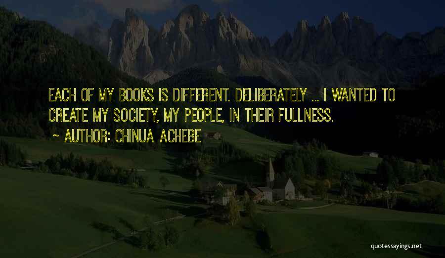 Chinua Achebe Quotes 1894861