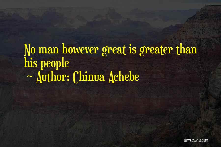 Chinua Achebe Quotes 1968445