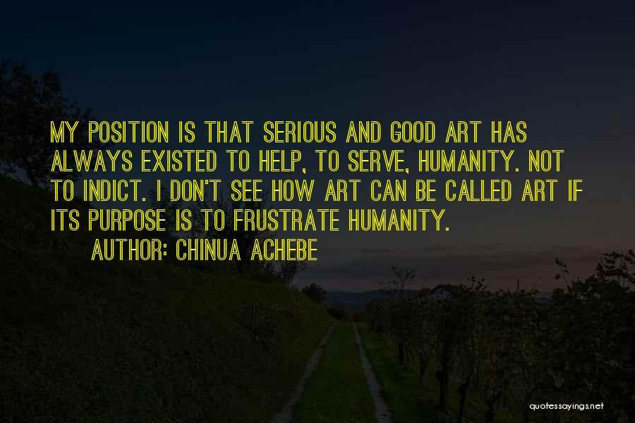 Chinua Achebe Quotes 1990663