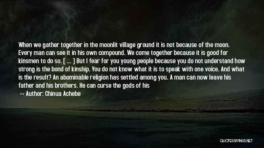 Chinua Achebe Quotes 2167384