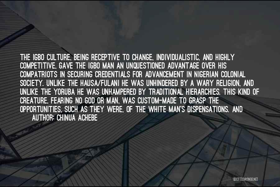 Chinua Achebe Quotes 236942