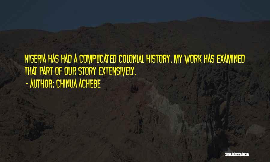 Chinua Achebe Quotes 383733