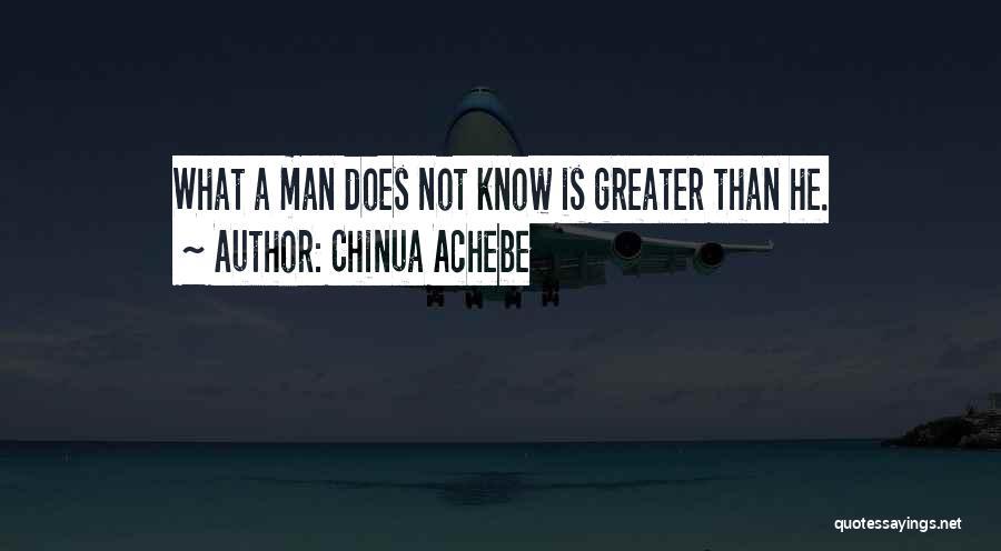 Chinua Achebe Quotes 418116