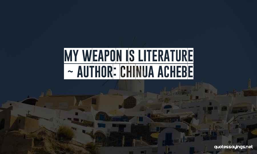 Chinua Achebe Quotes 481120