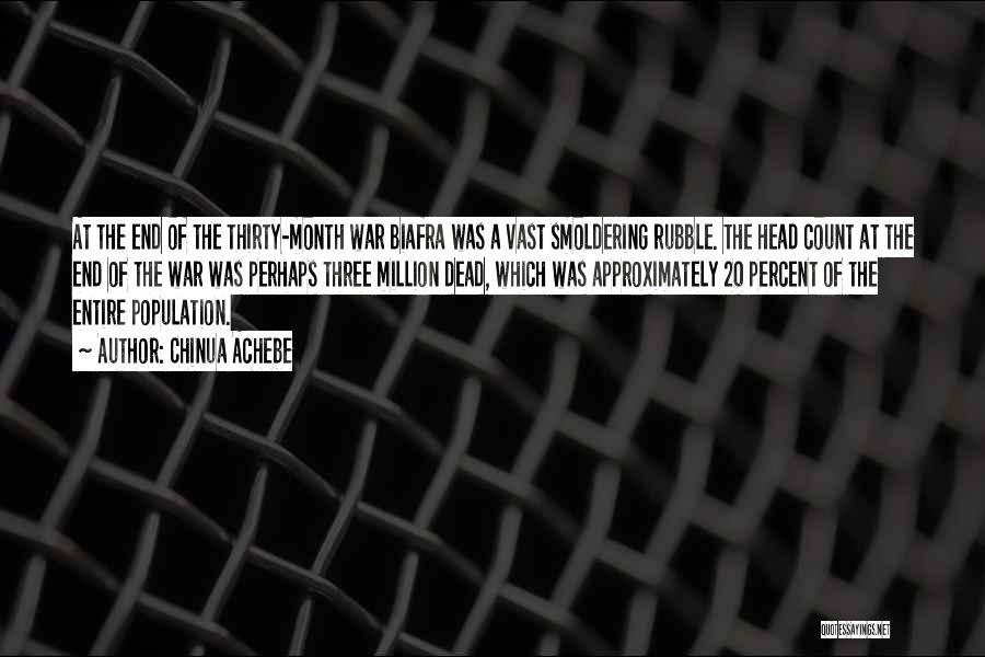 Chinua Achebe Quotes 502624