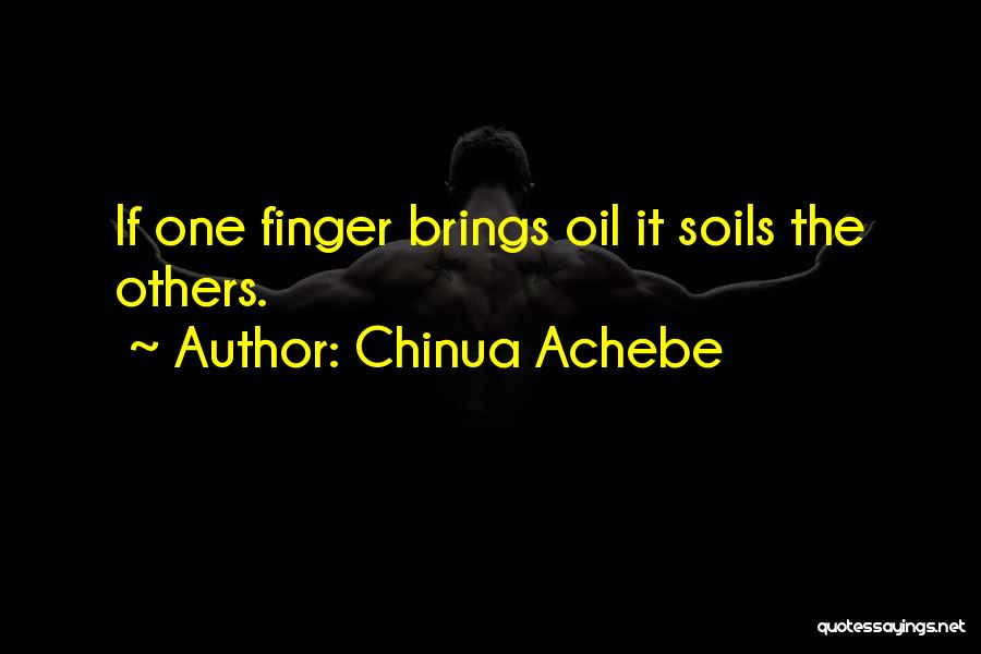 Chinua Achebe Quotes 607353