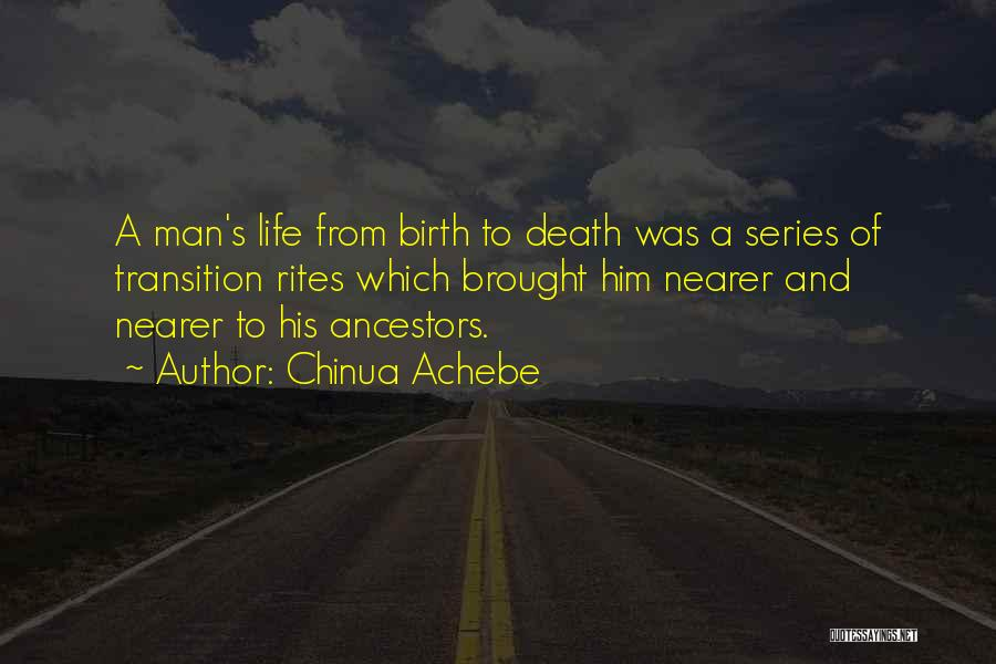 Chinua Achebe Quotes 628733