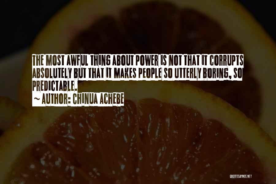 Chinua Achebe Quotes 850568