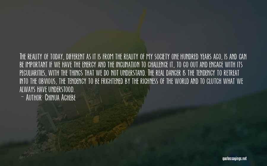 Chinua Achebe Quotes 867404