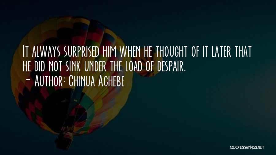 Chinua Achebe Quotes 986414