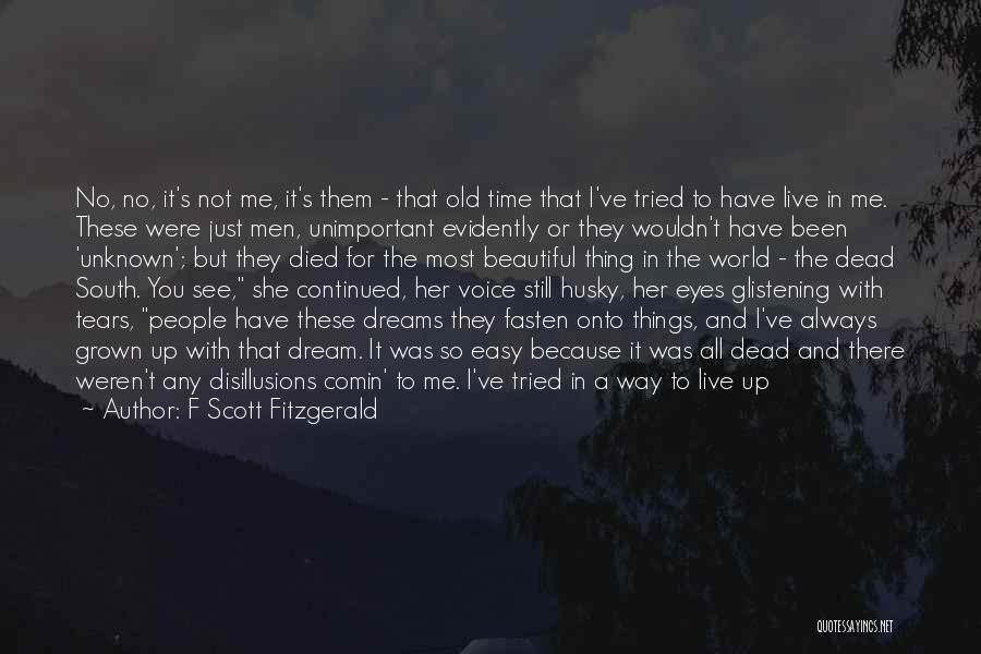 Chivalry Not Dead Quotes By F Scott Fitzgerald