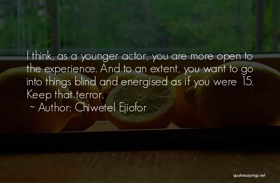 Chiwetel Ejiofor Quotes 1401251