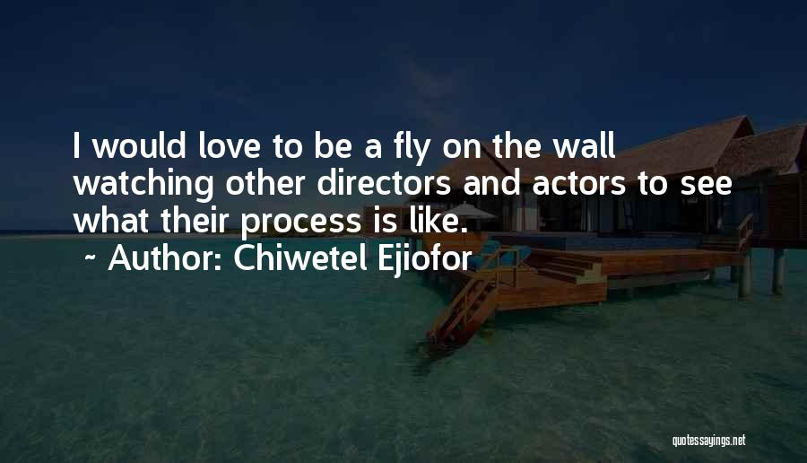Chiwetel Ejiofor Quotes 1543361