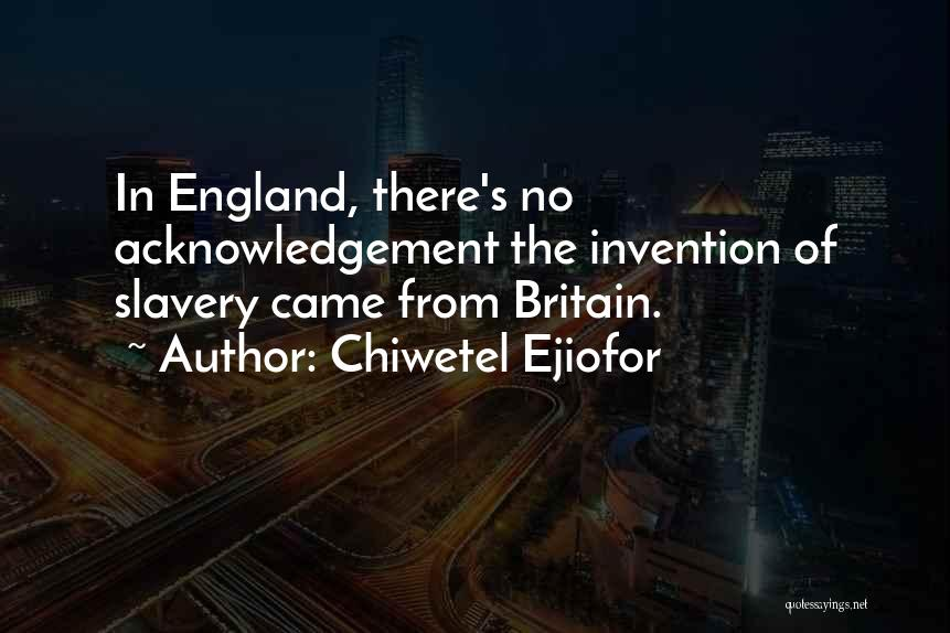 Chiwetel Ejiofor Quotes 1701887